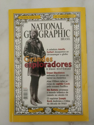 National Geografic 03 revistas - Foto 2