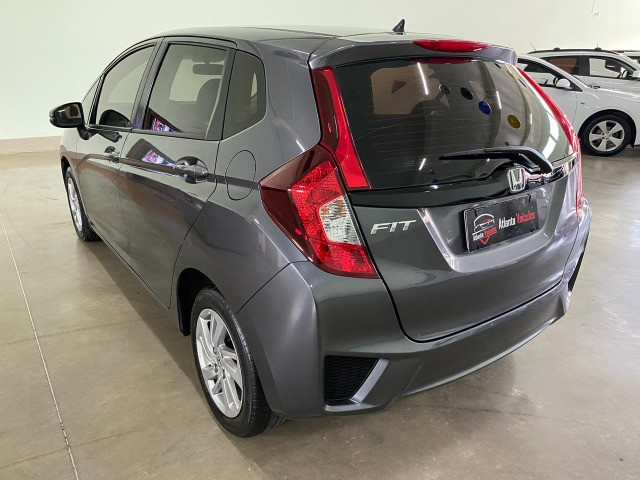 Honda Fit Dx Ano 2017/2017 - Procedência - Único Dono - Revisado - Foto 4
