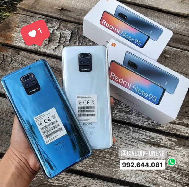 Redmi Note 9S 128gb NOVO - Foto 4