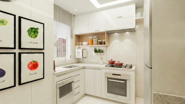 Apartamento 103 metros, m², 3 Quartos com Suíte Lazer Residencial Costa Azul, Águas Claras - Foto 16