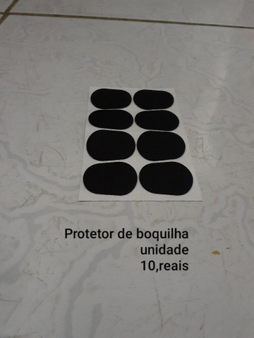 Abraçadeiras e protetor de boquilha  - Foto 4