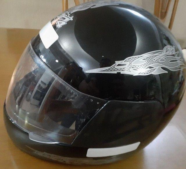 capacete novo - Foto 2