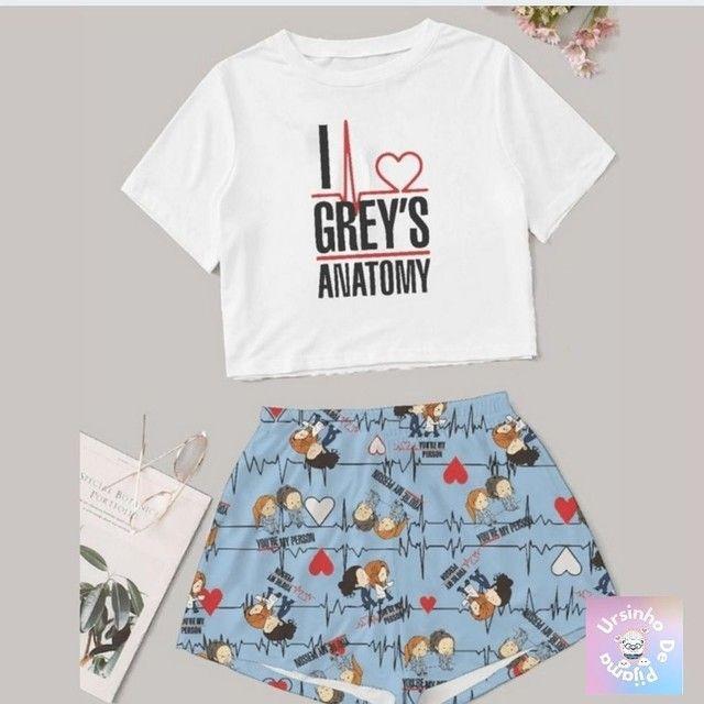Pijamas Femininos adulto  - Foto 4