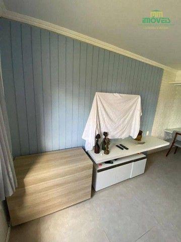 Casa com 3 dormitórios à venda, 170 m² por R$ 550.000,00 - Porto das Dunas - Aquiraz/CE - Foto 17