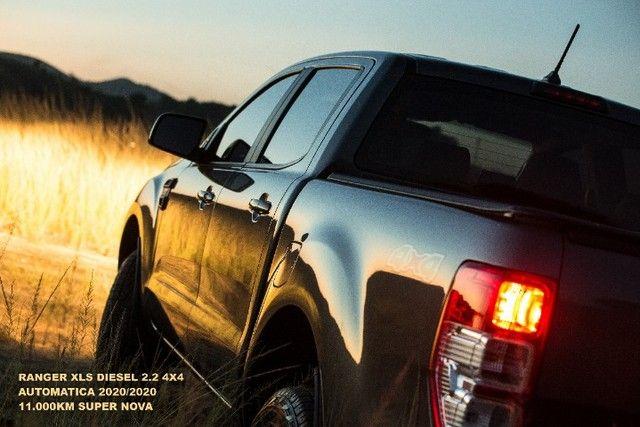 Ford Ranger 2.2 XLS 4x4 Diesel Auto 2020/2020 - Foto 15