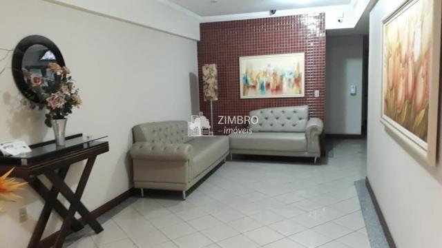 Apartamento para venda 03 dormitórios em Santa Maria com hidromassagem sacadas com churras - Foto 2