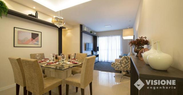 Apartamento para Venda em Nova Iguaçu, Centro, 4 dormitórios, 3 suítes, 4 banheiros, 2 vag - Foto 2