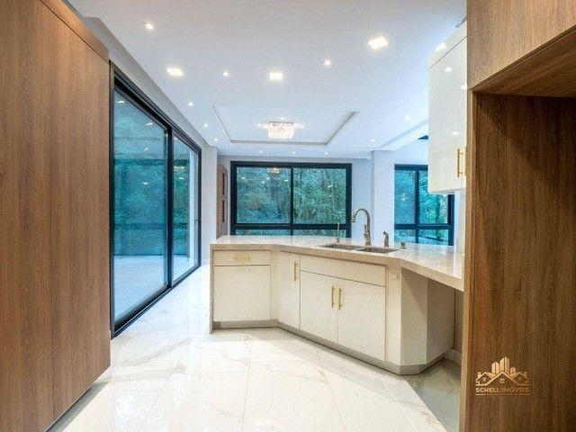 SCHELL IMÓVEIS vende, casa com 3 dormitórios (sendo 2 suítes), 348m² por R$ 3.300.000 - Ma - Foto 17