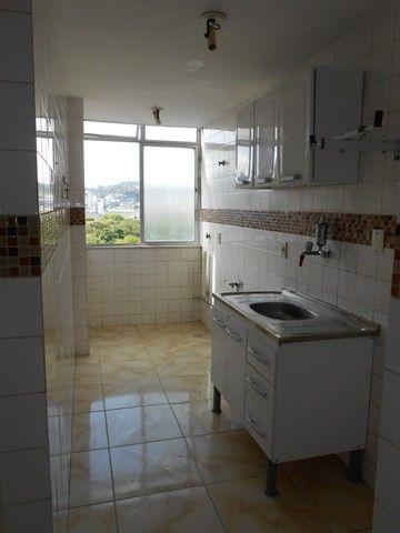 Ótimo apartamento no Fonseca (Alameda) com 2 quartos e linda vista para o horto.  - Foto 5