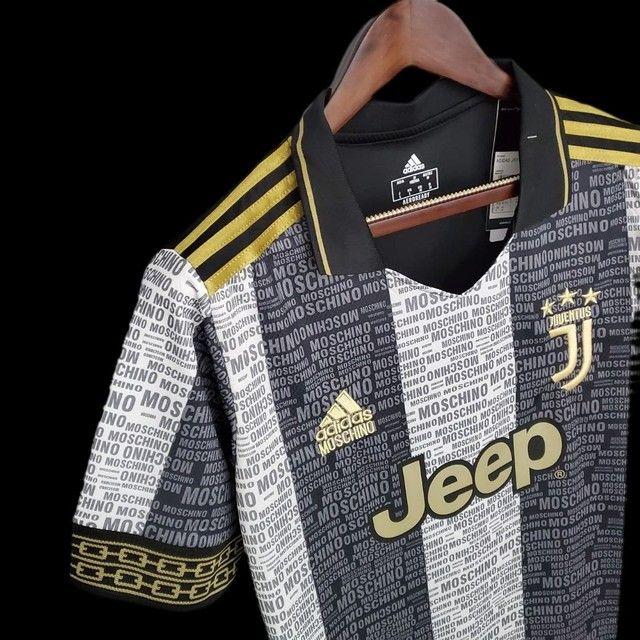 Camisa Juventus 2021/2022 Edição Especial - Foto 4