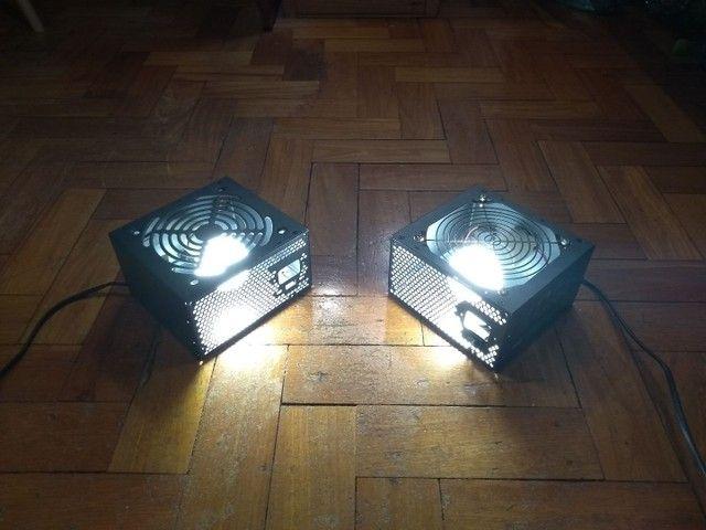 "Luminária de mesa ""Fonte Luminosa"""