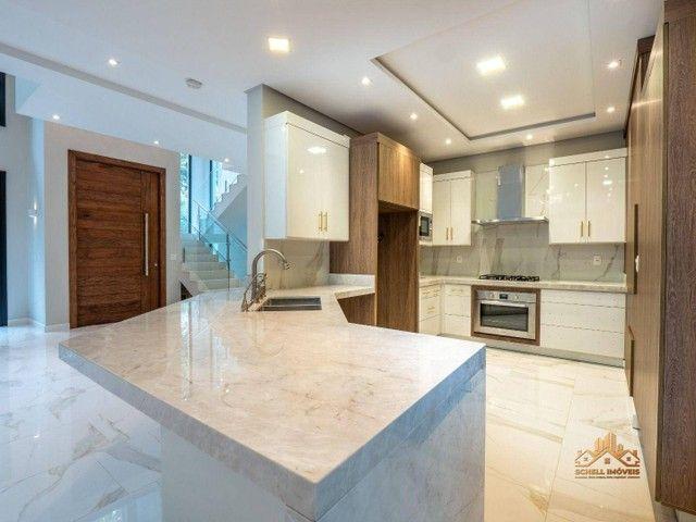 SCHELL IMÓVEIS vende, casa com 3 dormitórios (sendo 2 suítes), 348m² por R$ 3.300.000 - Ma - Foto 16