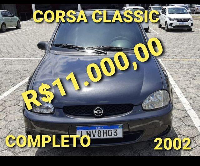 CORSA CLASSIC MUITO NOVO!!! COMPLETO!!