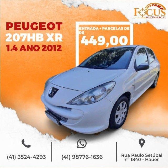 Peugeot 207HB XR 1.4 - 2012