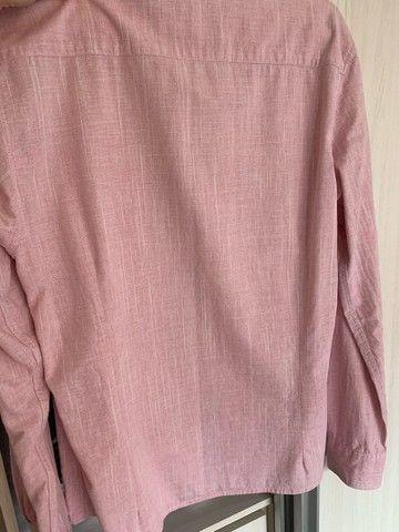 Camisa de linho Mr. Jones - Foto 2