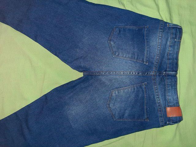 Calça jeans, número 36, APENAS 40 REAIS - Foto 3