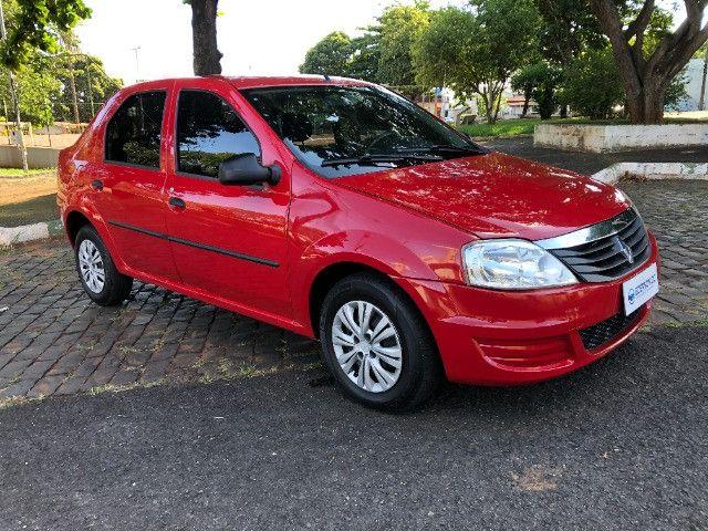 Renault Logan Authentic 1.0 Uberlândia - Foto 3