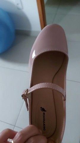 Sapato bonequinha