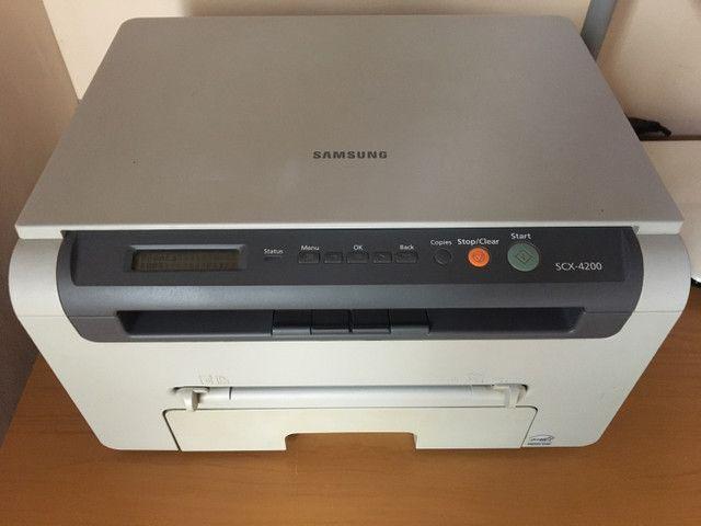Impressora Multifuncional Samsung SCX-4200
