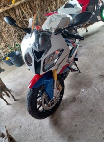 Vendo Excelente moto BMW S 1000 rr  a vista ou parcelado  - Foto 6