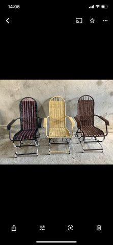 Cadeiras de mola da fábrica