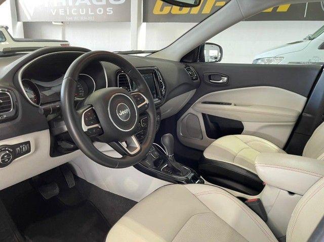 Jeep Compass Limited 2.0 Diesel 2020 Pronta Entrega  - Foto 5
