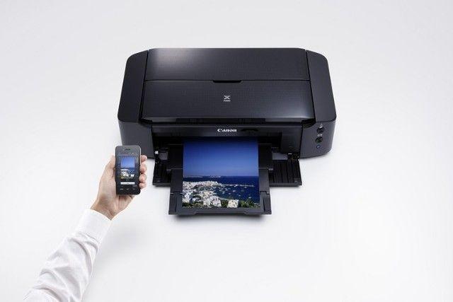 Impressora sem fio Canon Pixma IP8710