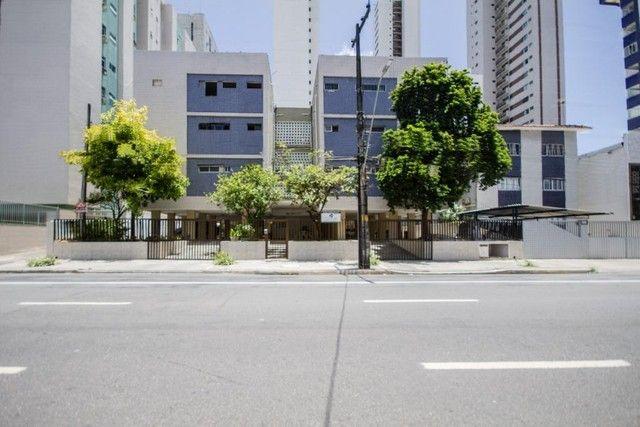 Apartamento com 2 quartos para alugar, 90 m² por R$ 1.800/mês com taxas - Boa Viagem - Rec - Foto 12