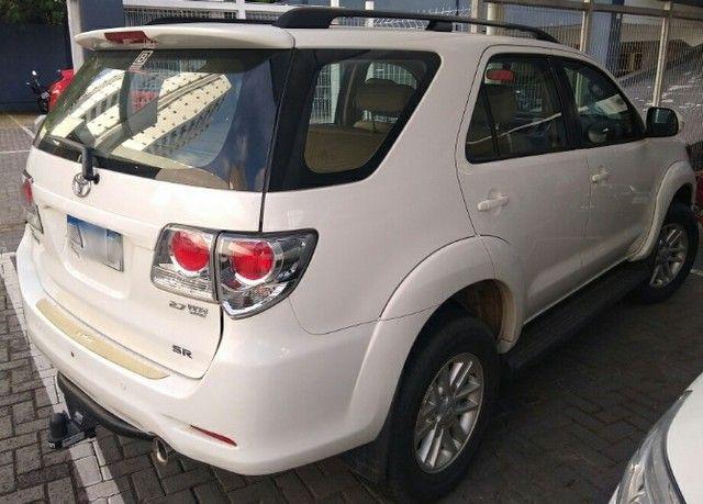 Toyota Hylux SW4 SR 5 Lugares Flex Automática - Novíssima !!!!  - Foto 4