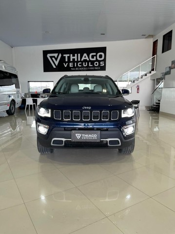 Jeep Compass Limited 2.0 Diesel 2020 Pronta Entrega  - Foto 3