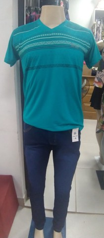 Camisetas masculinas a 20,00 reais - Foto 2