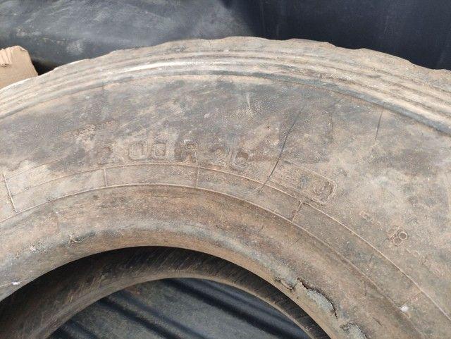 Pneu 1200 Pirelli guincho aro 20 - Foto 2