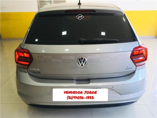 Volkswagen Polo 1.6 Msi Aut 2019 _ entrada 14mil + mensais apartir 929,00 - Foto 2