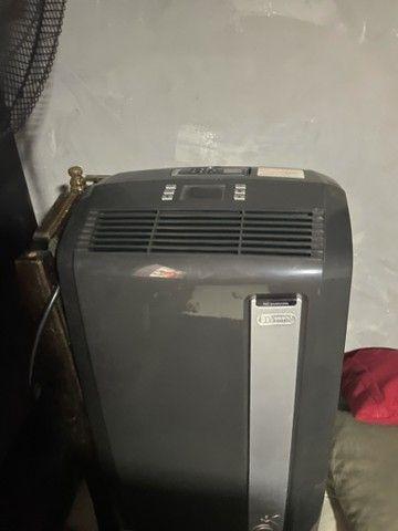 Ar condicionado portátil delonghi