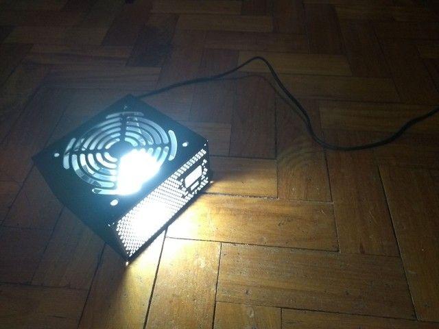 """Luminária de mesa """"Fonte Luminosa"""" - Foto 6"""