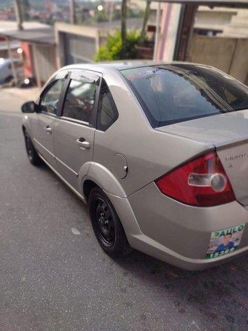Fiesta Sedan 1.0 8V flex 4p 2007 completo - Foto 9