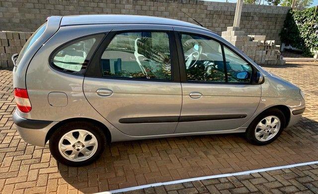 Renault Scenic 1.6 Privilége HI-Flex - Placa A- pneus novos- Leiam - Foto 2