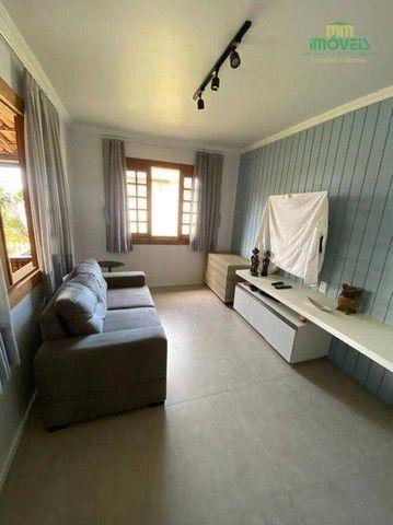 Casa com 3 dormitórios à venda, 170 m² por R$ 550.000,00 - Porto das Dunas - Aquiraz/CE - Foto 16