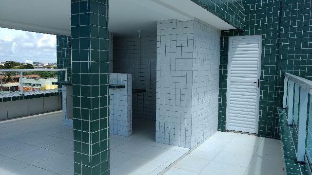 2 Quartos (1 Suíte) - Quadra do Mar em Olinda - 2 Vagas de Garagem - Foto 18