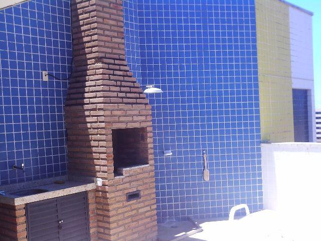 Cobertura duplex nascente reformada e mobiliada - Foto 16