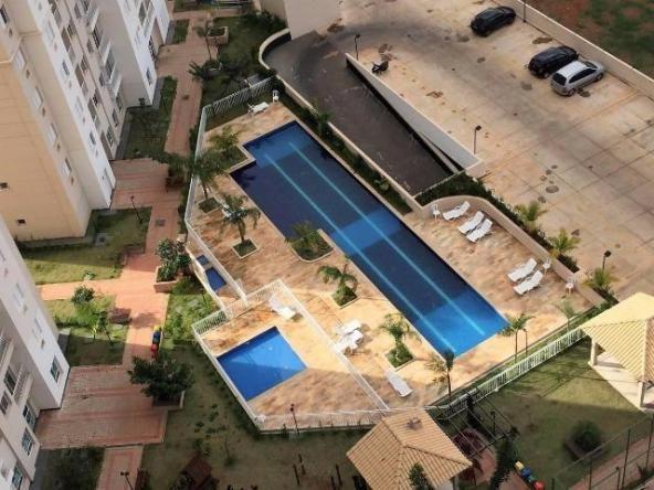 Apartamentos no Reserva Taguatinga de 2 quartos com suíte prontos para morar
