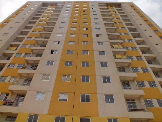 Apartamentos de 2 quartos com suíte e lazer na Samambaia Sul