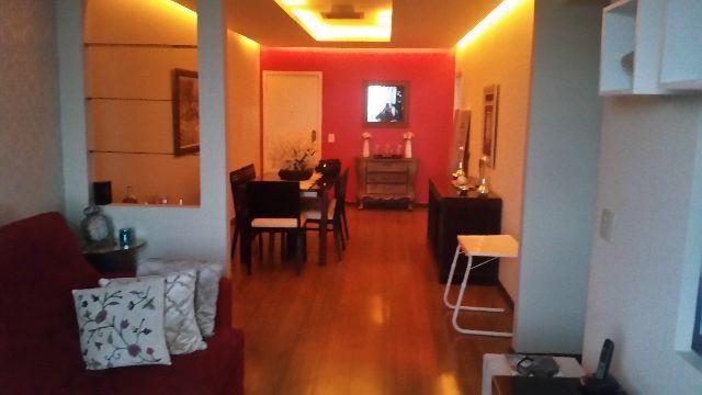Apartamento Meier 3 qts. 100m²