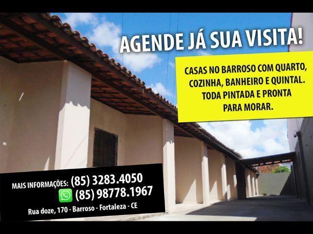 Alugue casa no Barroso.E ganhe o primeiro aluguel! - Foto 2