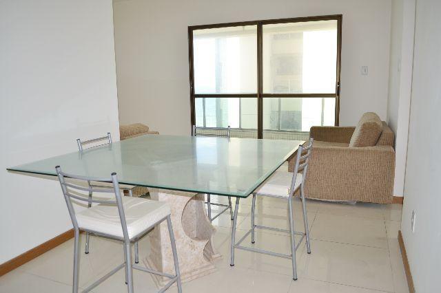 Apartamento de 2 quartos, vista mar, nascente total – Pituba