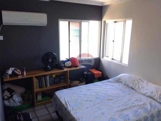 Apartamento com 3 dormitórios à venda, 155 m² por R$ 630.000,00 - Casa Caiada - Olinda/PE - Foto 7