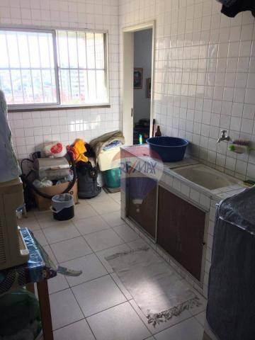 Apartamento com 3 dormitórios à venda, 155 m² por R$ 630.000,00 - Casa Caiada - Olinda/PE - Foto 12