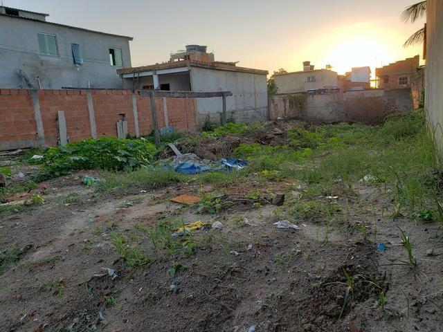 Ótimo terreno em rio das ostras com 480,00 m² no bairro âncora pronto pra construir - Foto 8