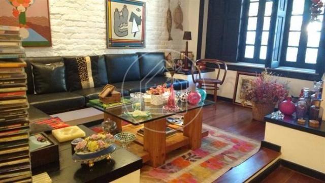 Casa à venda com 5 dormitórios em Urca, Rio de janeiro cod:805528 - Foto 6