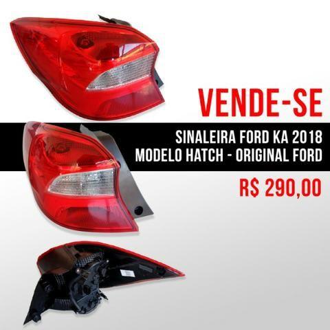 Sinaleira Original Ford Ka 2018 Hatch. Modelo Novo